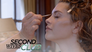 Shiva Safai & Mohamed Prep for Magazine Photo Shoot | Second Wives Club | E!