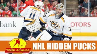 NHL Hidden Puck Moments