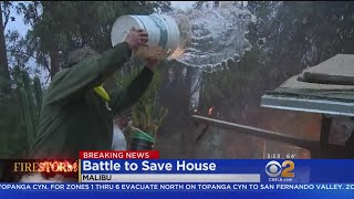The Fight To Save Homes In Malibu: Randy Paige Reports