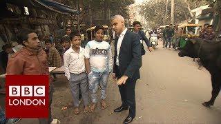 The Mayor of London in Delhi – BBC London News