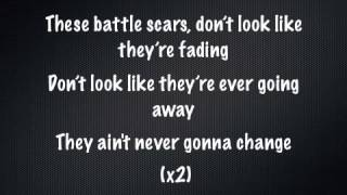 """Battle Scars"" Lupe Fiasco & Guy Sebastian Lyrics"