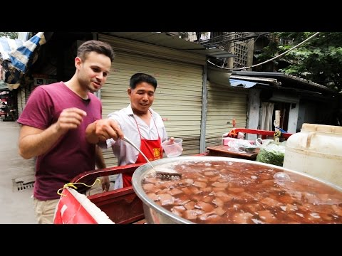 Title Pyongyang Street Food North Korea