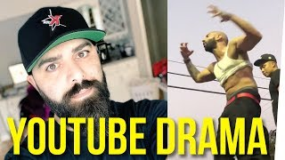Fousey Creates More YouTube Drama ft. Gina Darling & DavidSoComedy