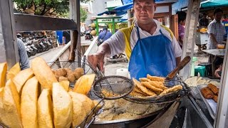 Indonesian Street Food Tour of Glodok (Chinatown) in Jakarta - DELICIOUS Indonesia Food!