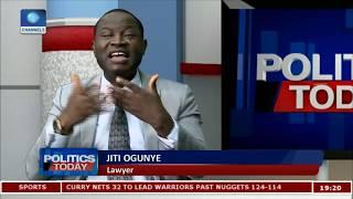 Pockets Of Killings In Nigeria Must Stop, Ogunye Fumes |Politics Today|