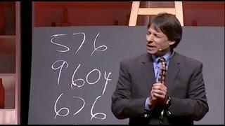 Faster than a calculator   Arthur Benjamin   TEDxOxford