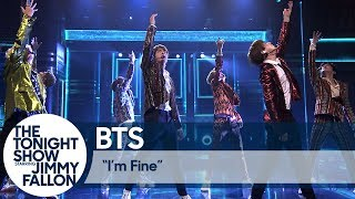 "BTS Performs ""I"