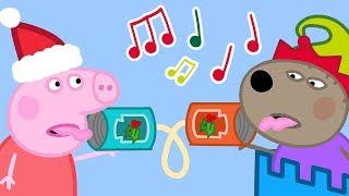 Peppa Pig English Episodes 🎄 Sharing is Caring 🎄 Peppa Pig Christmas