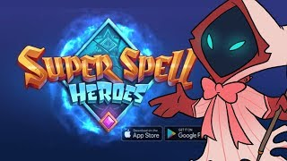 Super Spell Heroes CONTEST! (sponsored)