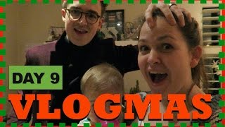The Vlogging Mum | DAY 9 | VLOGMAS 2016