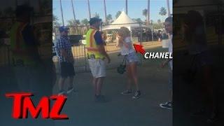 Chanel West Coast Throws Epic Tantrum After Coachella Denial   TMZ