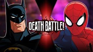 Batman VS Spider-Man (DC VS Marvel) | DEATH BATTLE!
