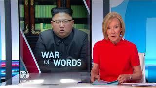 North Korea suggests U.S. declared war after Trump tweet