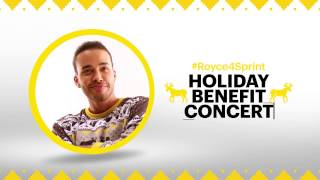 Prince Royce   Holiday Benefit Show 1