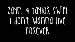 Zayn Malik & Taylor Swift - I Don