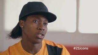 21 Icons : Caster Semenya : Short Film