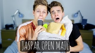 Jaspar Open Mail | ThatcherJoe