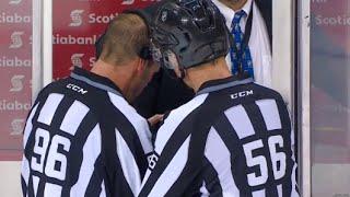 Mark Scheifele OT Goal vs Washington - Long Coaches Challenge