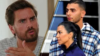 The INFURIATING Moment Scott Disick Learns About Kourtney Kardashian