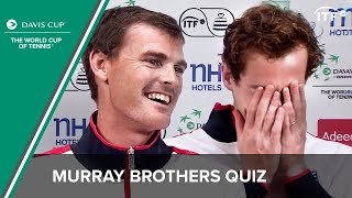 Testing the Murray brothers