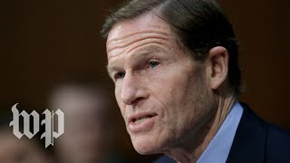 Blumenthal warns Rosenstein firing would be 'effort to obstruct justice'