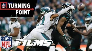 How a Predicted Play Led the Eagles to a Win Against the Jaguars in Week 8 | NFL Turning Point