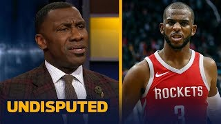 Shannon on why Chris Paul should've been suspended after the Rockets-Clippers drama | UNDISPUTED