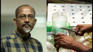 He Made This Device Out Of Plastic Bottles – Then Hung It In A Window And It Started Changing Lives