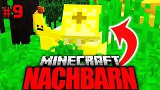 Ein SPION BEOBACHTET MICH?! - Minecraft Nachbarn #009 [Deutsch/HD]