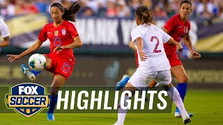 90 in 90: United States vs. Portugal | 2019 Victory Tour Highlights