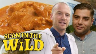 Indian Food 101 and Sriracha Butter Chicken with Heems | Sean in the Wild