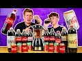BROTHERS TRY EVERY FLAVOUR OF COCA COLA ...mp3