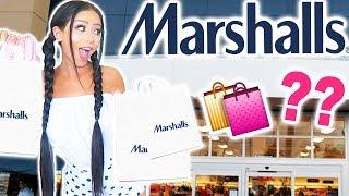 A VERY #EXTRA MARSHALLS SHOPPING SPREE!