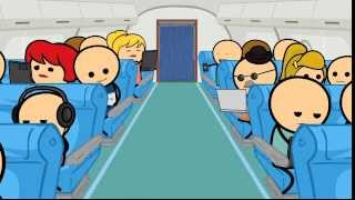 Flight Safety - Cyanide & Happiness Shorts