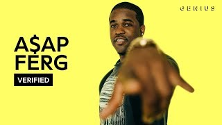 "A$AP Ferg ""Plain Jane"" Official Lyrics & Meaning | Verified"