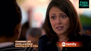 CHASING LIFE, Official Extended Preview   Freeform