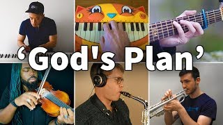 Who Played It Better: God