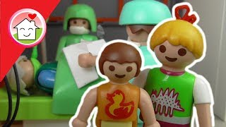 Playmobil Film deutsch Opas Herzinfarkt / Kinderfilm / Kinderserie von family stories