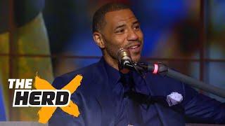 Kenyon Martin talks pressure on Lonzo Ball, Devin Booker, MVP | THE HERD (FULL INTERVIEW)