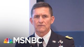 Why Did Donald Trump Ignore Warnings About Michael Flynn? | Rachel Maddow | MSNBC