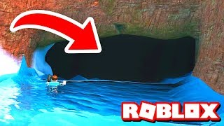JAILBREAK SECRET TUNNEL! | Roblox Jailbreak