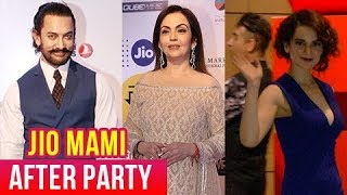 Kangana Ranaut, Aamir Khan & More At Nita Ambani