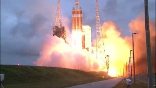 Delta IV EFT-1 Launch Highlights