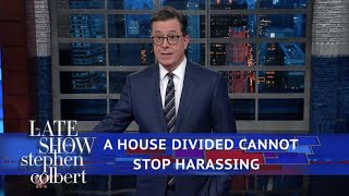 The Bipartisan Pastime Of Harassing Women