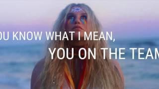 Kesha - Hymn Lyrics