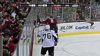 The Most Brutal Hockey Hits
