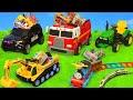 Fire Truck, Tractor, Excavator, Police C...mp3