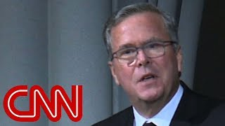 Jeb Bush gives eulogy for mother Barbara Bush