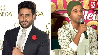 Abhishek Replaces Sushant In 'RAW' | Rajkummar Nervous About Romancing Aishwarya