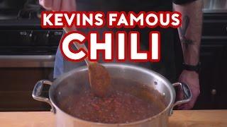 Binging with Babish: Kevin